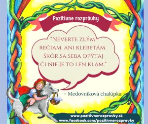 citát-1-300x251 Citát z rozprávky Medovníkova chalúpka