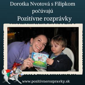 osobnost5-300x300 Filipko Dorotky Nvotovej už má svoje rozprávky :o)