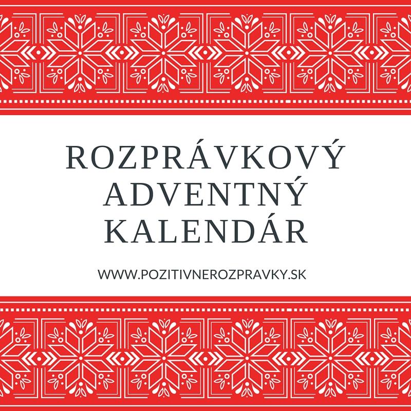 Ropzrávkový adventný kalendár