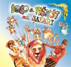 lolo Lolo a Piškot  lolo-a-piskot-na-safari-cd Lolo a Piškot