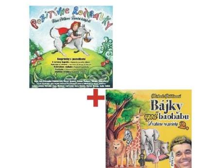 rozpravkybajky-eshop-3-461x346 CD: Pozitívne rozprávky + CD: Bájky spod baobabu