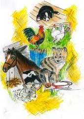 farma1-171x241 Rozprávka ako darček - Na farme