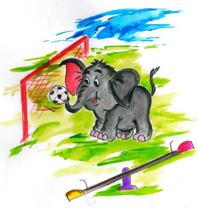 slon dal gol